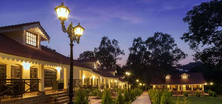 Best hotels at pachmarhi
