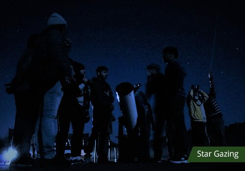 Star Gazing Golfview pachmarhi